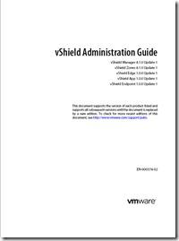 vShield Administrator Guide