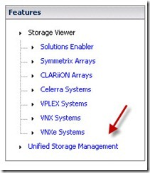 9 - open up vSphere Client - home - solutions and applications - EMC you see this new option