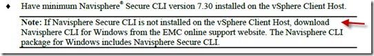 Make sure you download Navi CLI