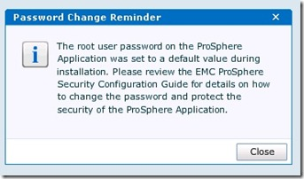 22 - change password prompt