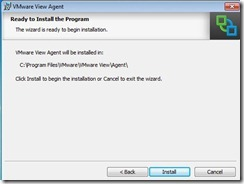 6 - ready to install agent